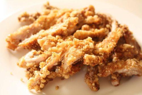 Fried Porkchop